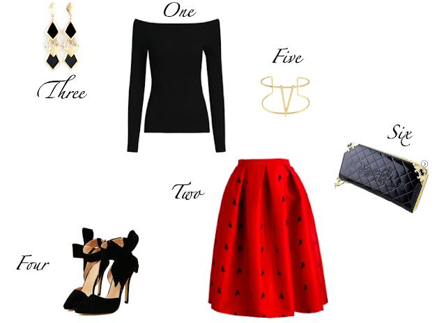 What To Wear On Valentine's Day, Valentine's Day Lookbook