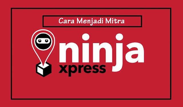 menjadi agen ninja express terbaru
