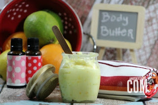 Citrus Body Butter from A Mother Thing