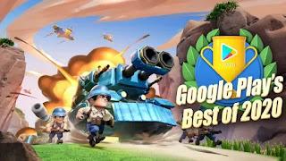 Top War: Battle Game MOD Apk (Unlimited Everything)