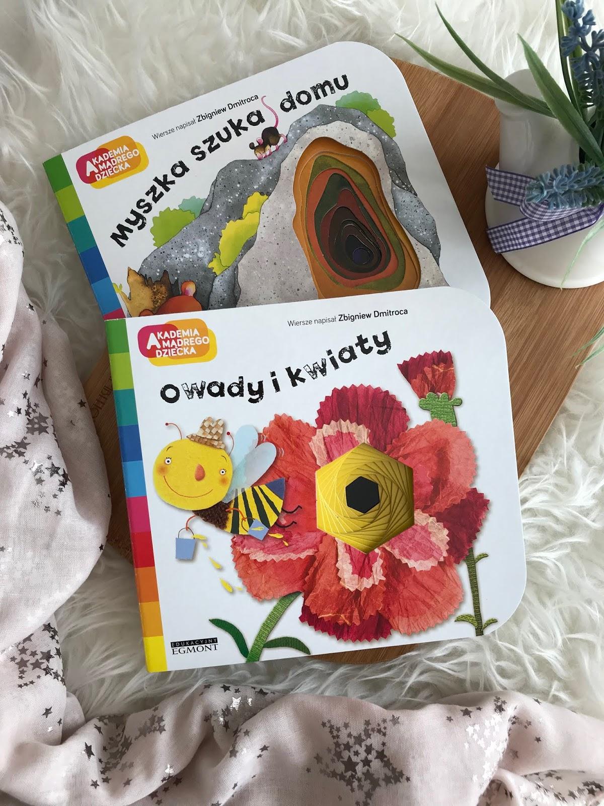 Akademia Mądrego Dziecka - Owady i kwiaty, Myszka szuka domu