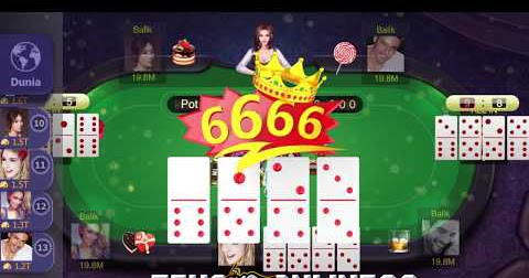 Mengenal Istilah - Istilah di Dalam Permainan Domino Qiu ...
