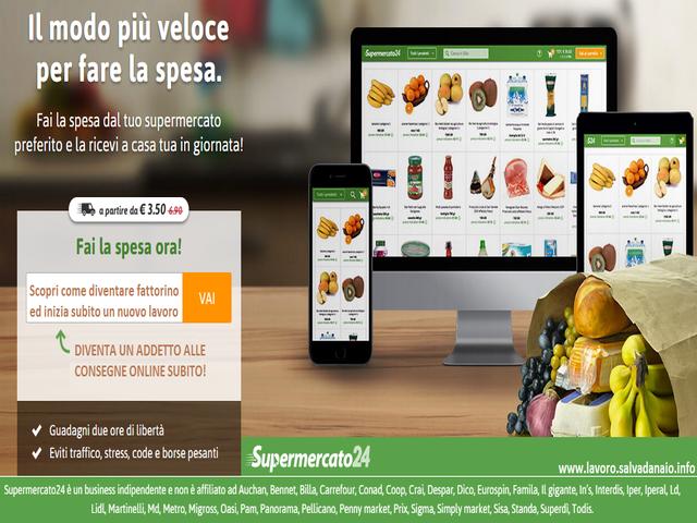 lavoro-shopper-spesa-gratis-supermercato24.it