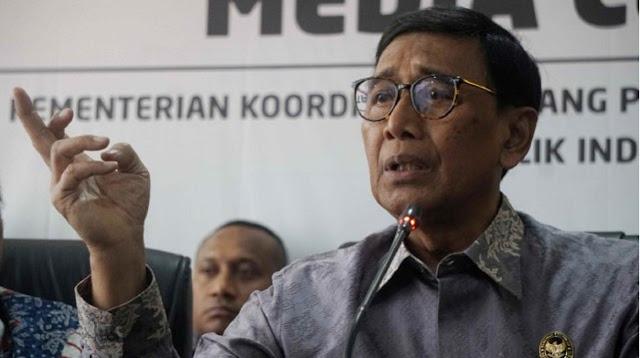 Berapa Korban Sipil di Papua? Wiranto: Jangan Bicarakan Itu!
