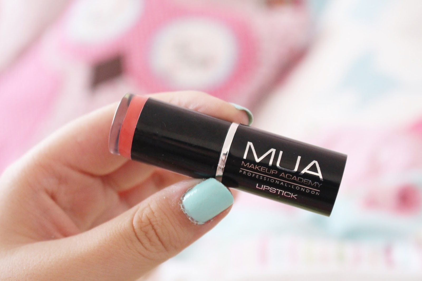 Superdrug Haul MUA Lipstick in Nectar