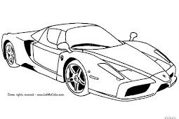 Ferrari Kinder Malvorlagen