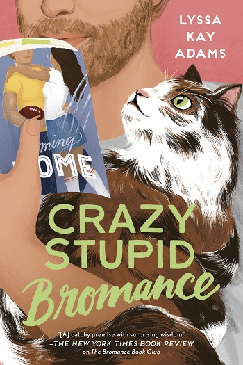 Crazy Stupid Bromance by Lyssa Kay Adams