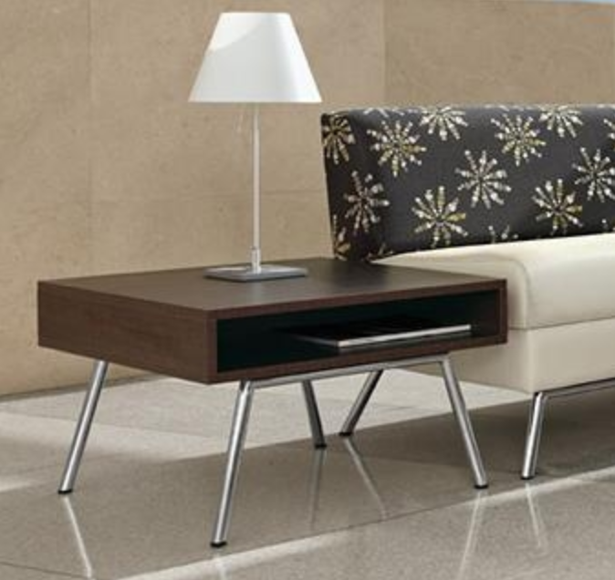 Wind Linear Series Side Table by Global