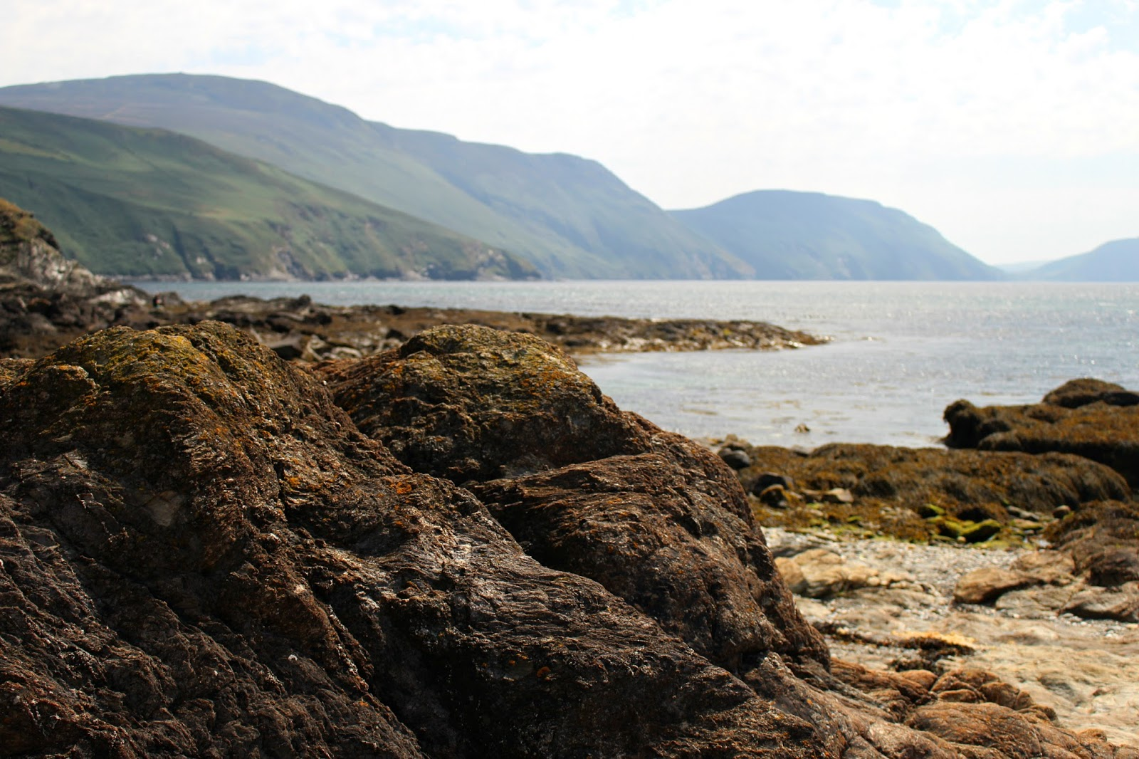 Isle Of Man Photo Diary Niarbyl mountains