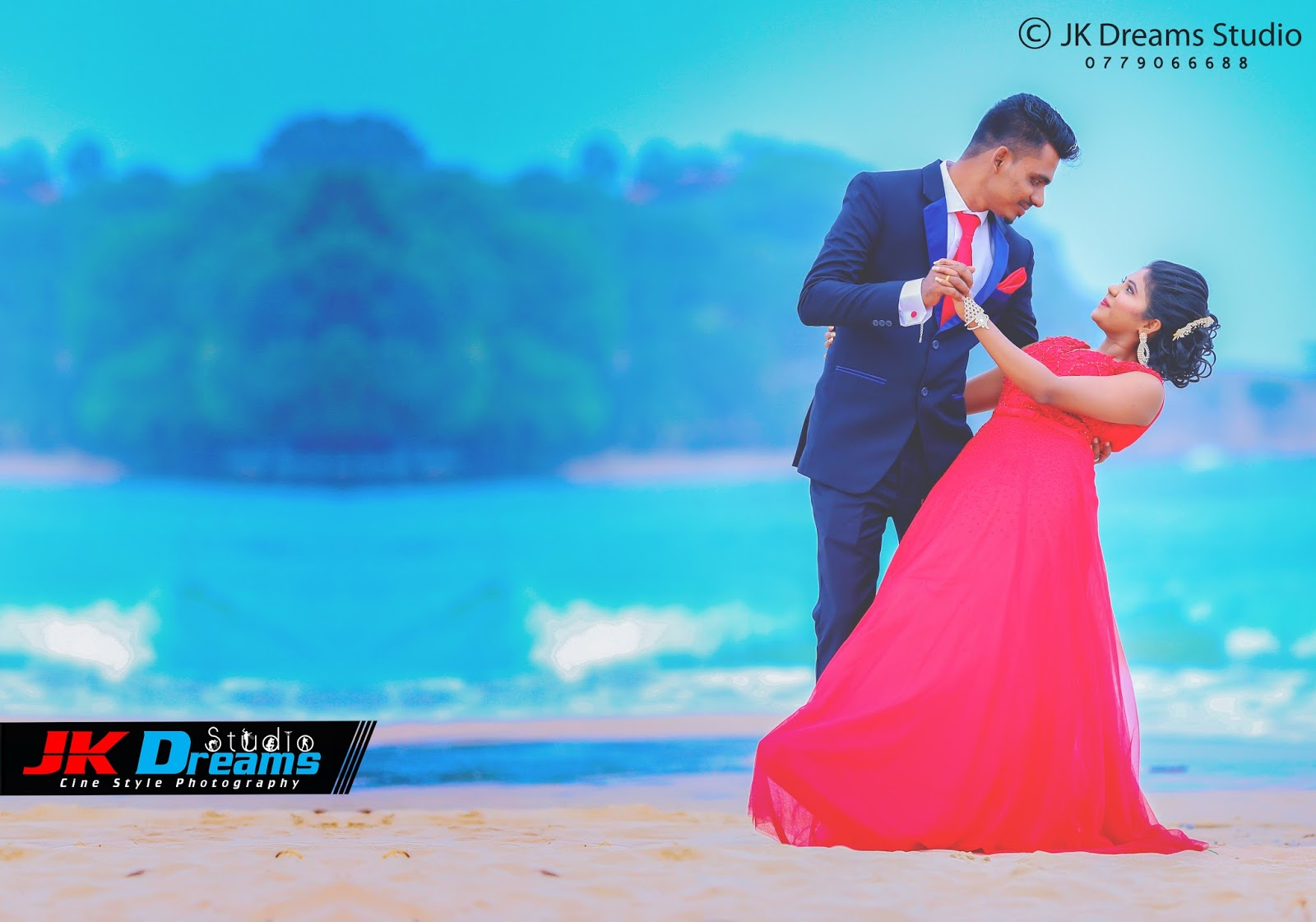 Trincomalee Best Studio Jk Wedding Outdoor In Cinestyle Photography