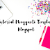 Tutorial Mengganti Template Blogspot