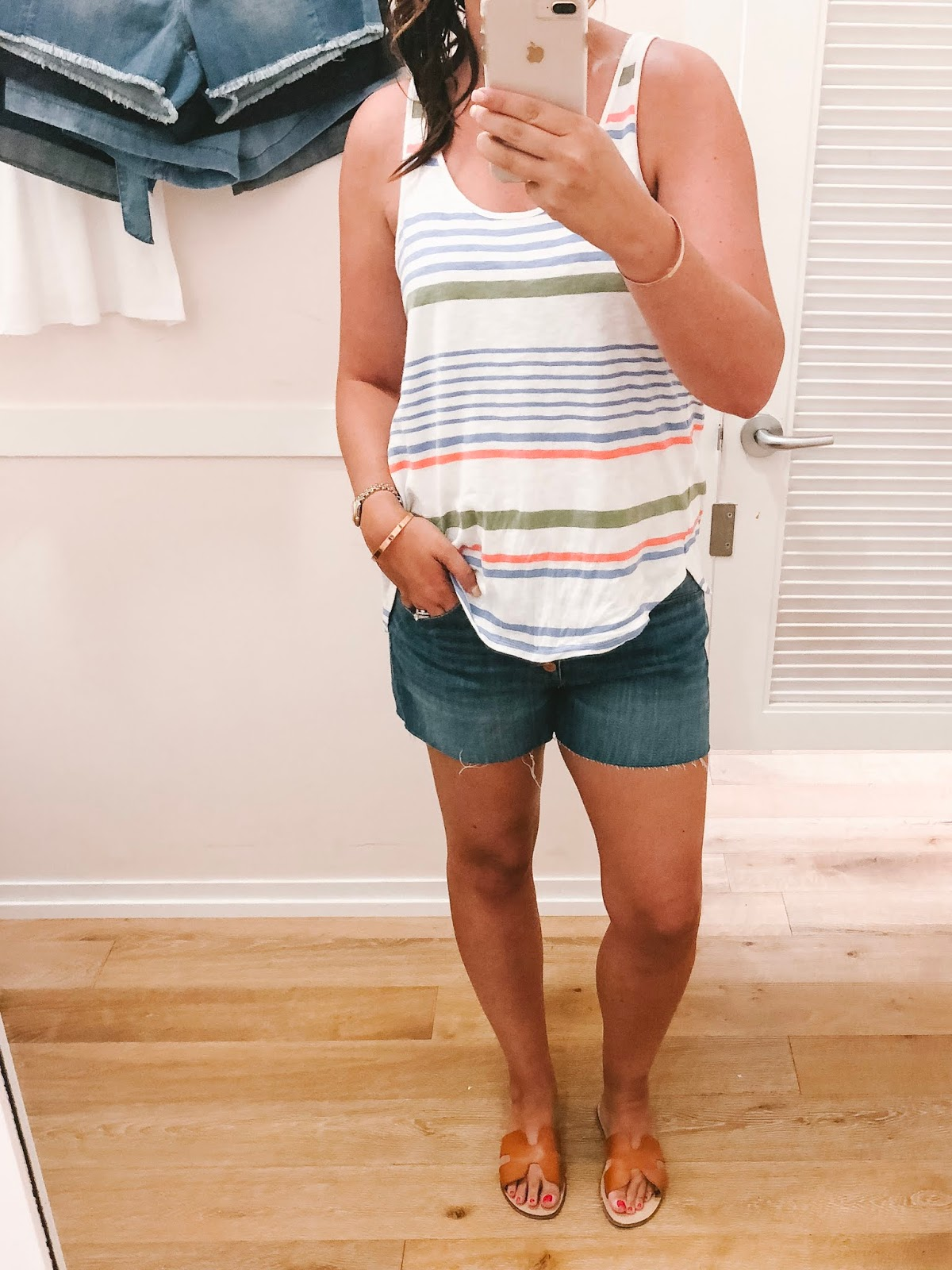 The Best Denim Shorts For All Bodies