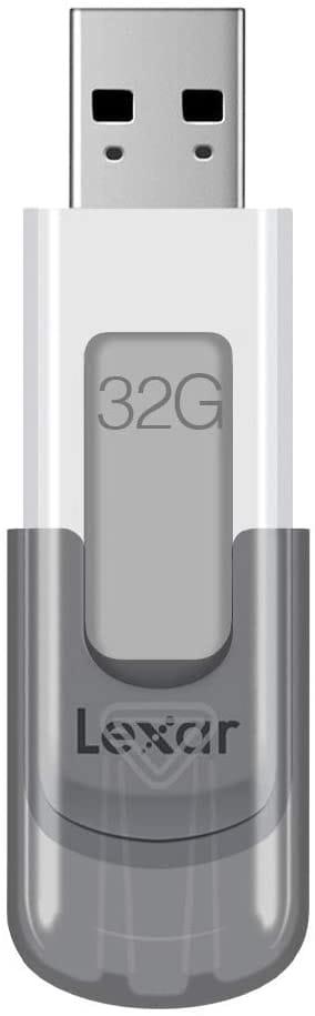 Review Lexar JumpDrive V100 32GB USB 3.0 Flash Drive