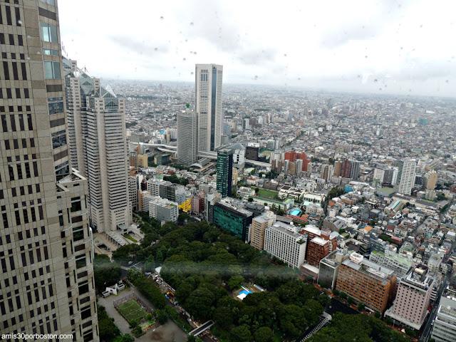 Observatorio del Edificio del Gobierno Metropolitano de Tokio