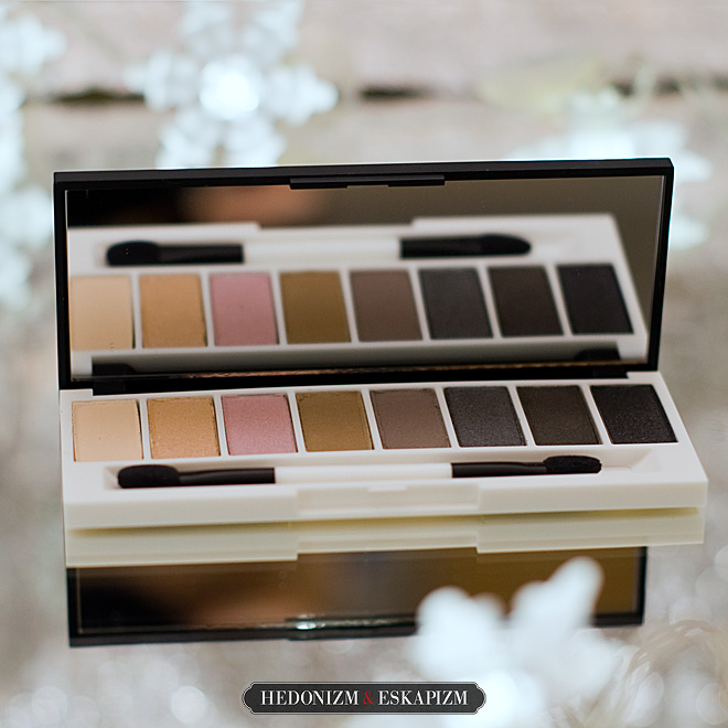 Lily Lolo: Smoke & Mirrors Eye Palette