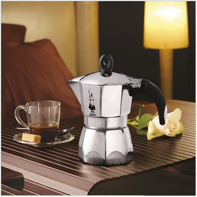 Plastic Free Coffee Maker;