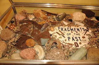 Fort Fetterman - Fragments of the Past exhibit