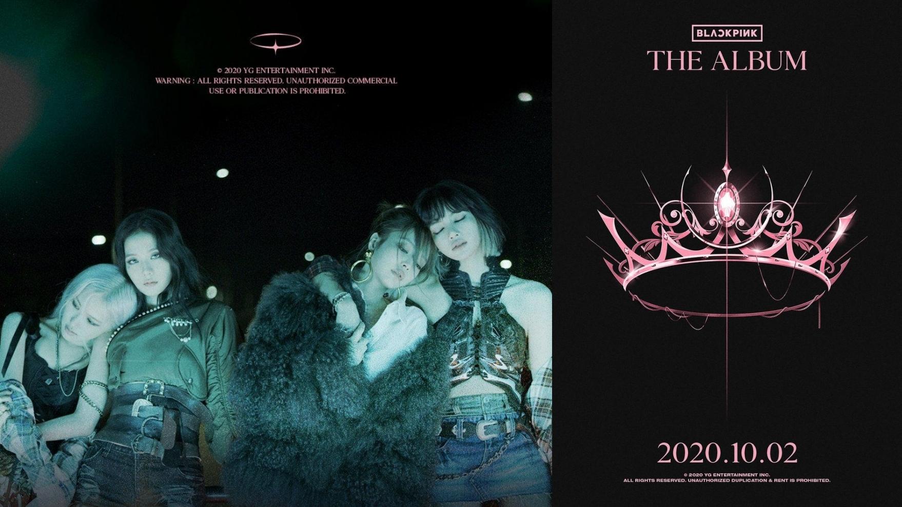 BLACKPINK Breaks IZ*ONE's Record, 'THE ALBUM' Becomes the Best-Selling K-Pop Girl Group Album
