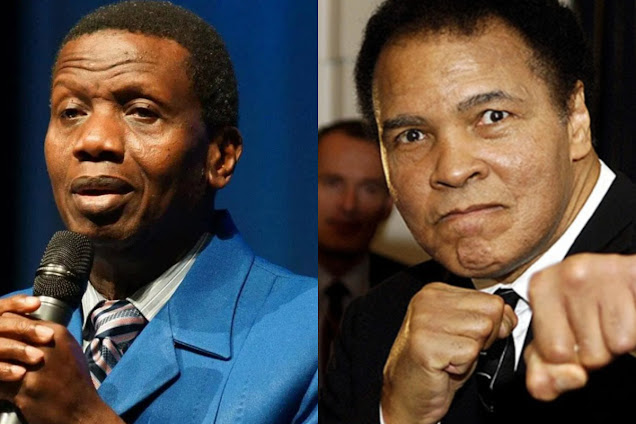 Pastor Adeboye: Muhammad Ali Was My Hero, The Day I Cried For Him