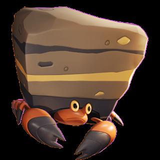 Pokémon Unite - Crustle Splash Art