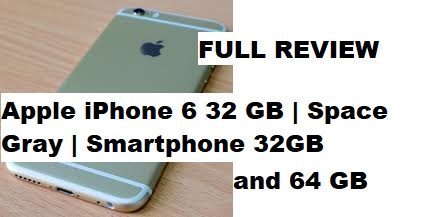 Apple iPhone 6 Plus HD camera wireless technologies review features & information