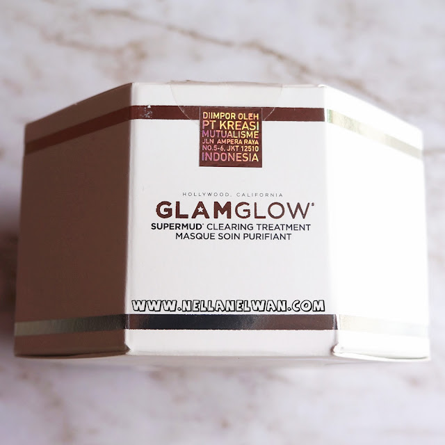 glamglow supermud clearing treatment masque soin purifiant review