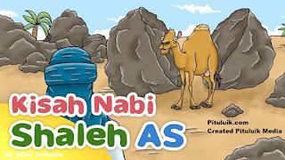 Kisah Nabi Shaleh as - Dengan Unta Ajaib