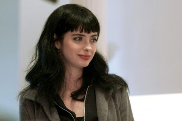 thefutureisneveris: Krysten Ritter: darker hair?
