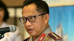 Tito Karnavian berhenti jadi Kapolri ada apa.....?
