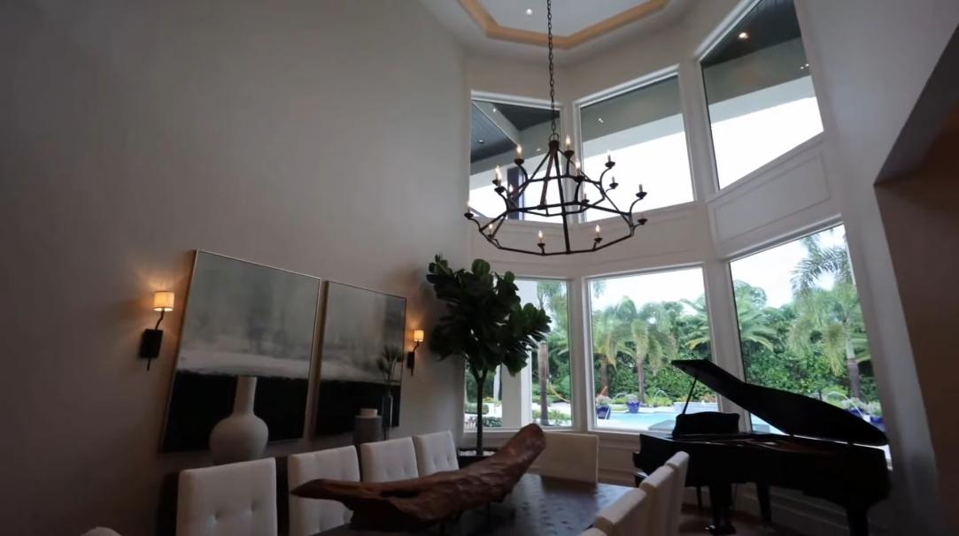 30 Interior Design Photos vs. 254 Ridge Dr, Naples, FL Luxury Mansion Tour