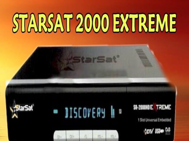 تحميل أخر تحديث جهازستار سات StarSat 2000 EXTREME اصدار 282