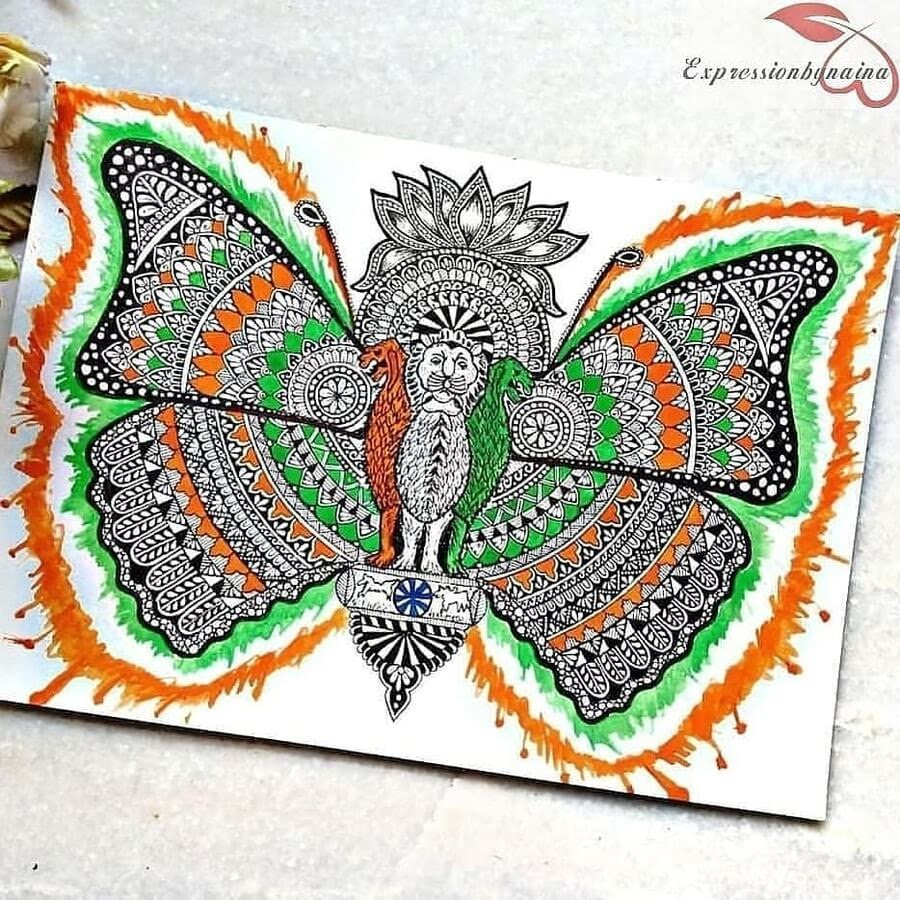 08-Colorful-butterfly-Naina-www-designstack-co