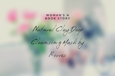Natural Clay Deep Cleansing Mask by Korres