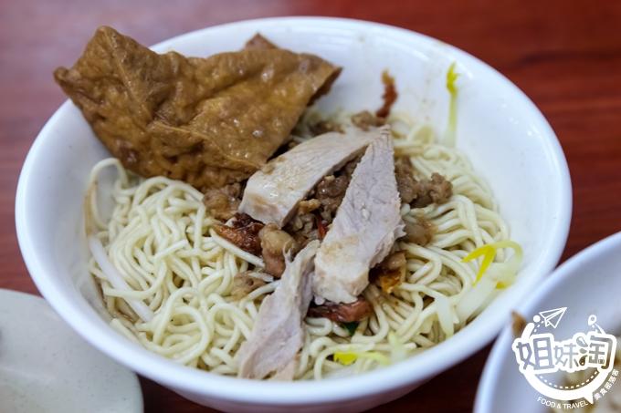 挑戰你家巷口的美味。稱霸饕客50年的陽春麵-汕頭陽春麵