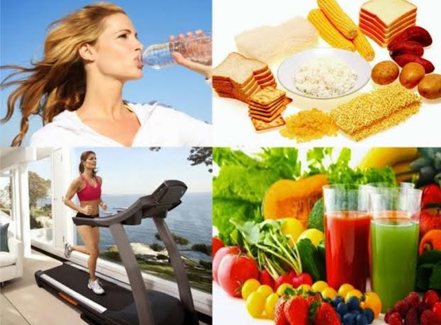 Kiat untuk Kesehatan yang Baik