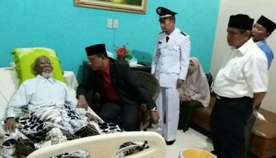 Abu Tumin Sakit, Masyarakat Aceh Dihimbau Untuk Mendoakan Kesembuhan Beliau