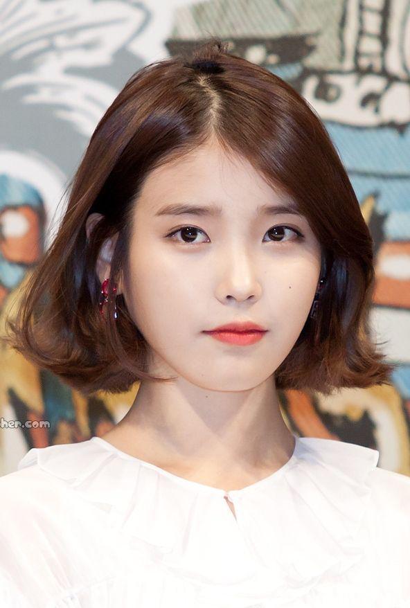 5 Inspirasi Model Rambut Pendek Ala Artis Korea Empiechubby Com