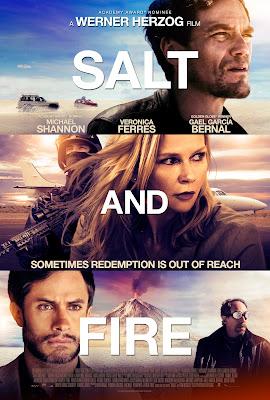 Salt and Fire Poster