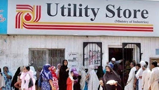 Insufficient for the Prime Minister's Relief Program of 4,000 Utility Stores for 22 million people