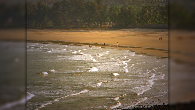 Kashid Beach - Famous Sea Beach of Maharashtra