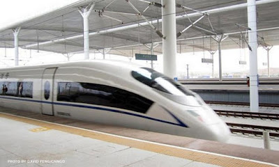First bullet train to be built in PH soon