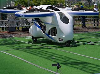 auto-volador-japones