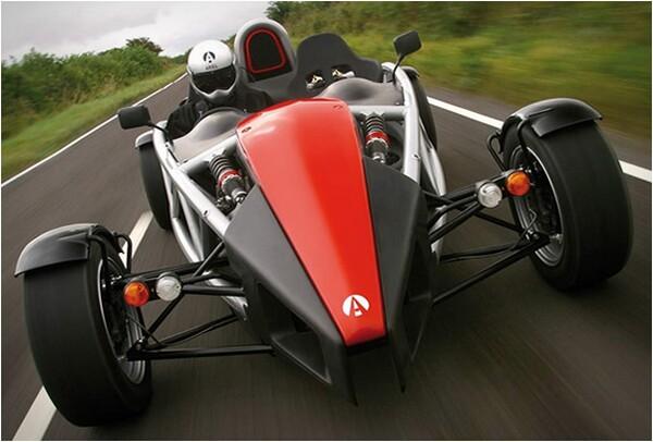 Ariel Atom F1 Inspired Car