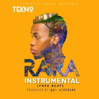 Download Instrumental: Tekno – Rara Mp3