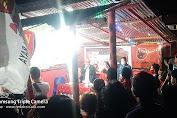 Bukti Kecintaan Terhadap CSWL, Talete I Bangun Posko Pemenangan Dengan Biaya Swadaya Warga