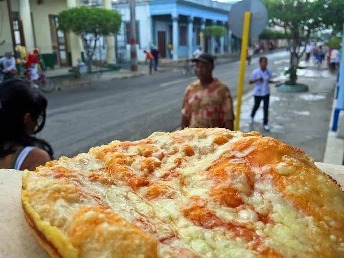 Regresan a Cuba las pizzas de preservativos