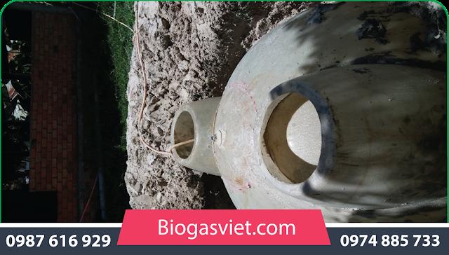 khí sinh học biogas