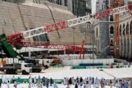 Daftar Nama Jamaah Haji yang Meninggal Akibat Crane Jatuh di Masjidil Haram