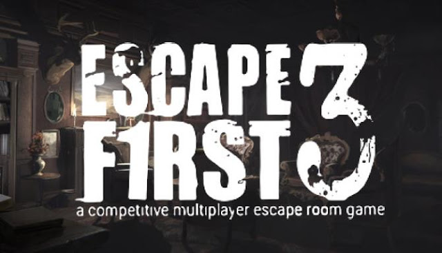 Escape First 3 is the third part of a horror game with elements of a puzzle and riddles.