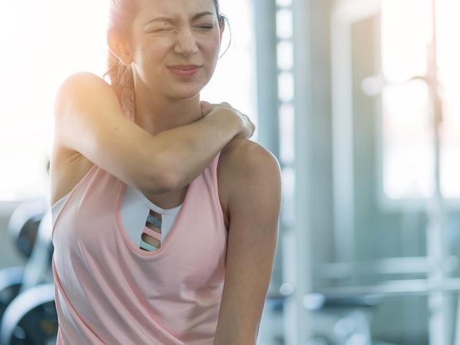 Đau mỏi cơ bắp là tín hiệu tốt khi tập luyện